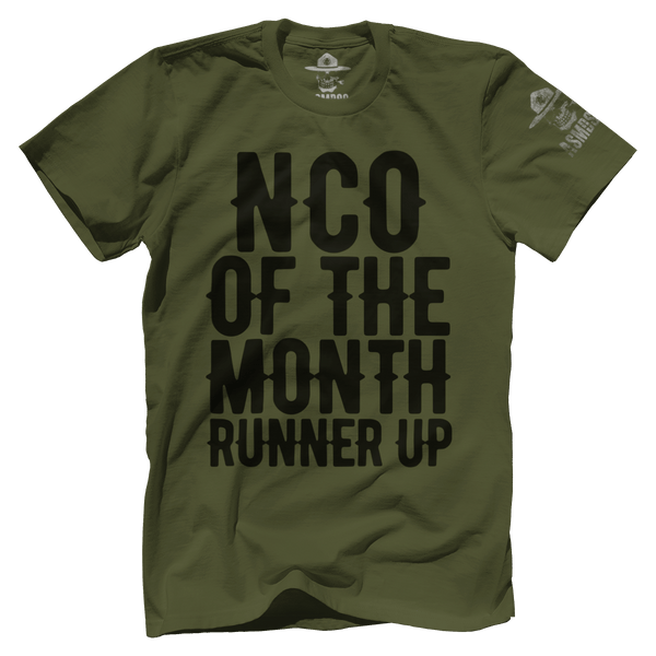 NCO Runner Up