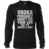Worth A Shot - Vodka