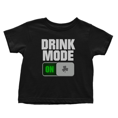 Drink Mode On (Toddlers)