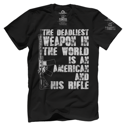 Deadliest Weapon