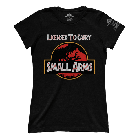 Carry Small Arms (Ladies)