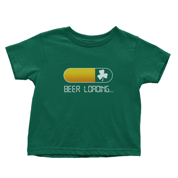 Beer Loading (Toddlers)