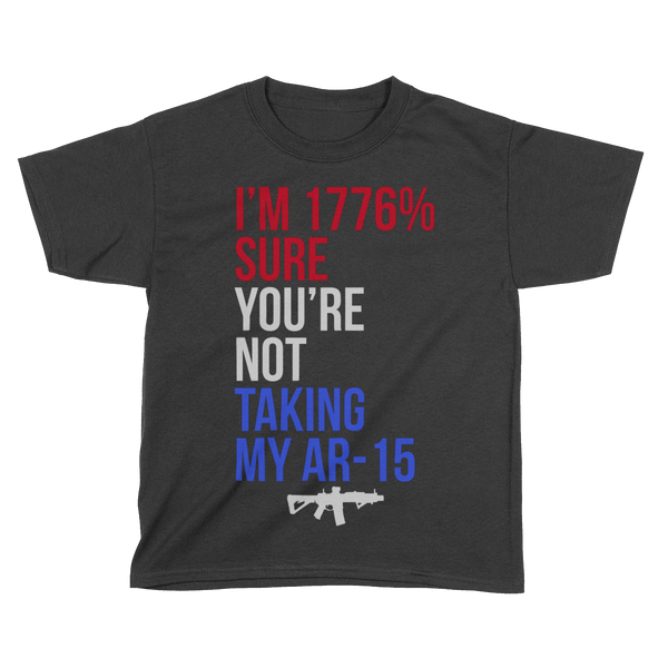 1776% Sure You're Not Taking My AR (Kids)