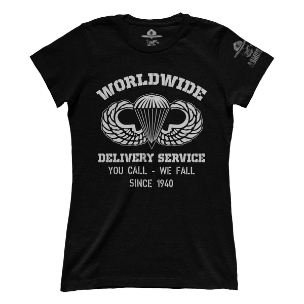 Paratrooper Worldwide Delivery Service (Ladies)