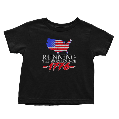 Running the World Since 1776 (Toddlers)