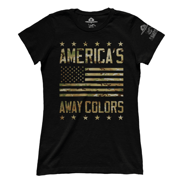 America's Away Colors (Ladies)