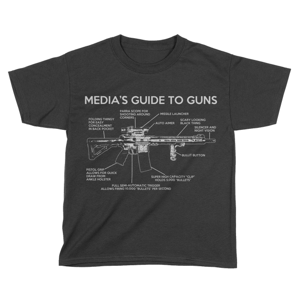 Media Guide To Guns (Kids)
