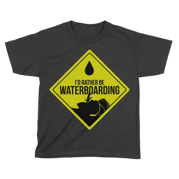 Rather Be Waterboarding (Kids)