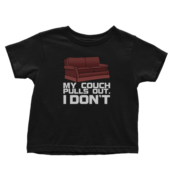 My Couch Pulls Out (Toddlers)