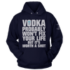 Worth A Shot - Vodka (Ladies)