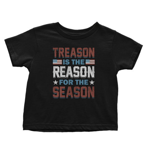 Treason Reason Season (Toddlers)