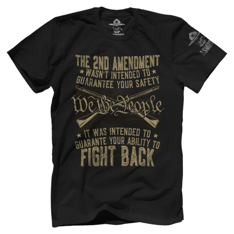 The Second Amendment - Fight Back