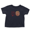 TRUMP I Want You on My Side KISS (Toddlers)