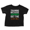 Training Because Zombies- Toddlers