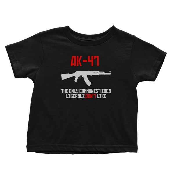 AK-47: The Only Communist Idea (Toddlers)