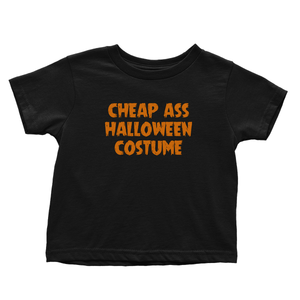 Cheap A Halloween Costume (Toddlers)