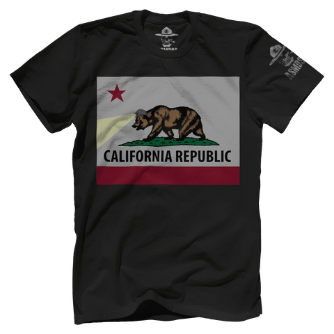 California Blackout Flag