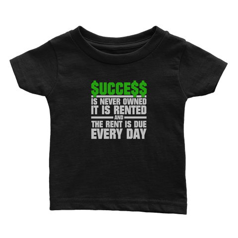 Success Is Never Owned (Babies)