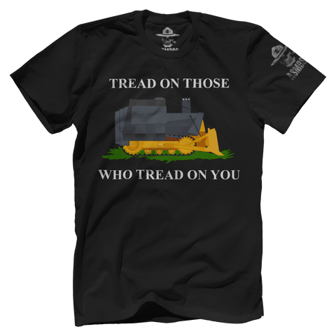Tread on Those Who Tread On You
