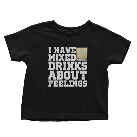 Mixed Drinks About Feelings (Toddlers)