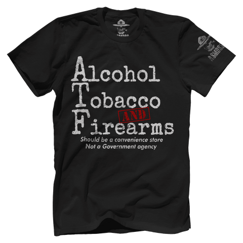 Alcohol Tobacco & Firearms
