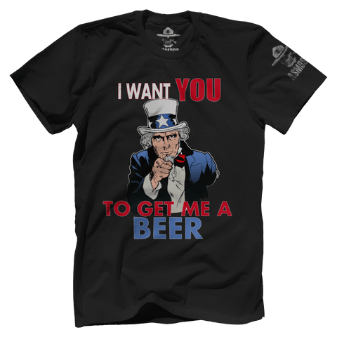 I Want You - Beer