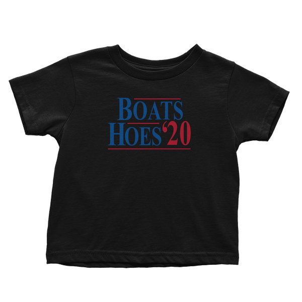 Boats & Hoes 2020 (Toddlers)