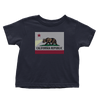 California Blackout Flag (Toddlers)