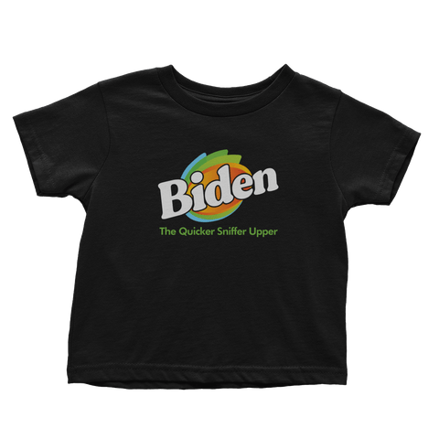 Biden Quicker Sniffer Upper (Toddlers)