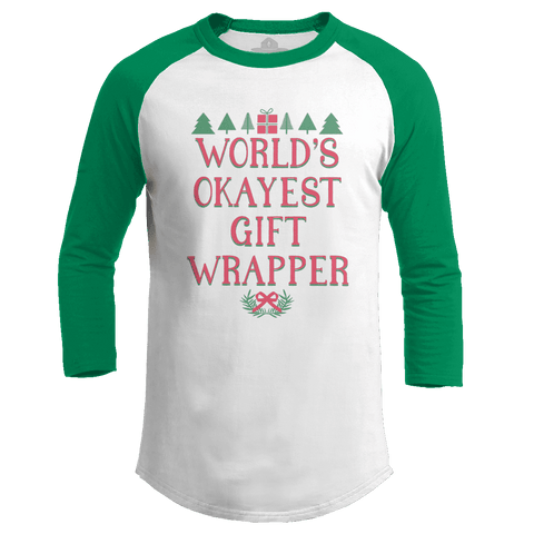 World's Okayest Gift Wrapper