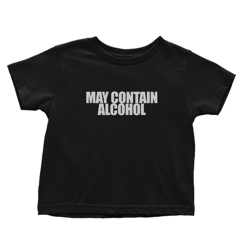 May Contain Alcohol (Toddlers)
