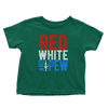 Red White And Pew (Toddlers)