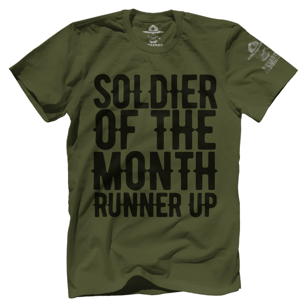 Soldier Runner Up