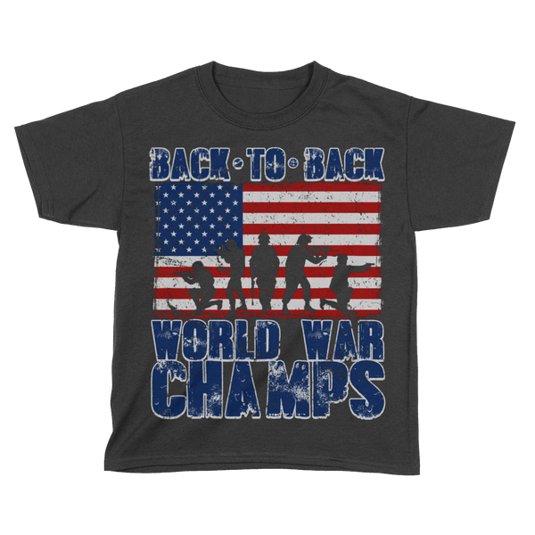 Back To Back World War Champs (Kids)