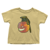 Pumpkin Grenade (Toddlers)