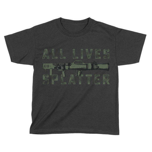 All Lives Splatter (Kids)