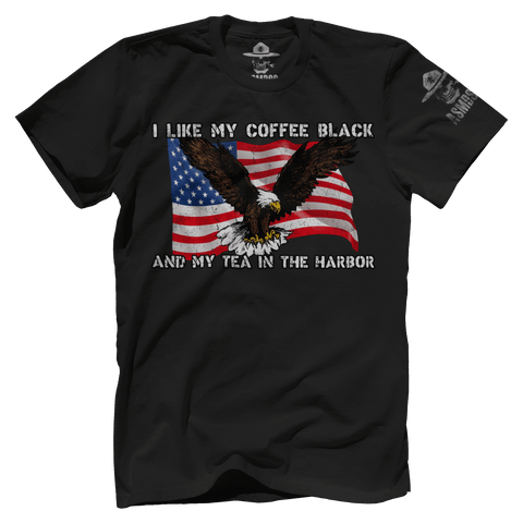 I Like My Coffee Black