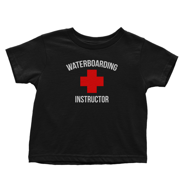 Waterboarding Instructor (Toddlers)