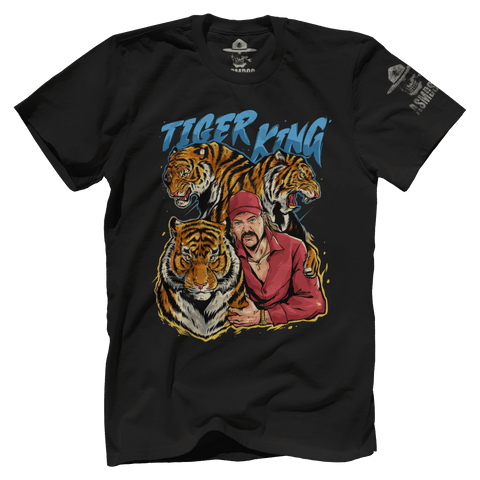 Retro Tiger King