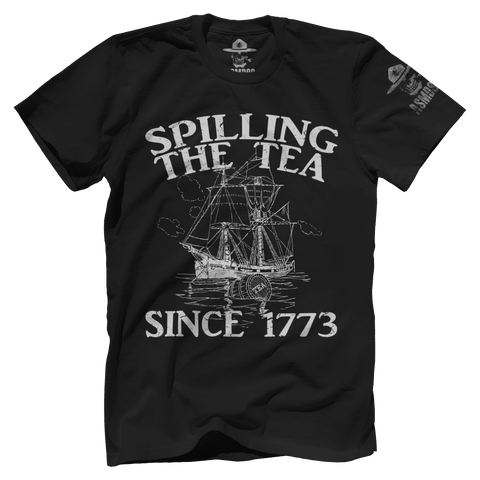 Spilling The Tea Since 1773