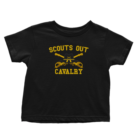 Scouts Out Calvary (Toddlers)