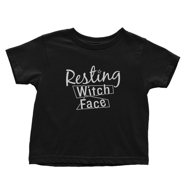 Resting Witch Face (Toddlers)