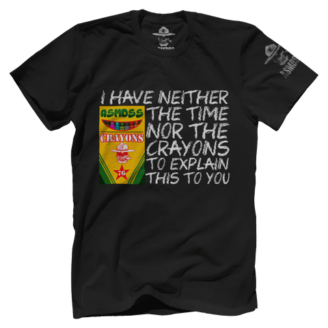 Time Nor Crayons