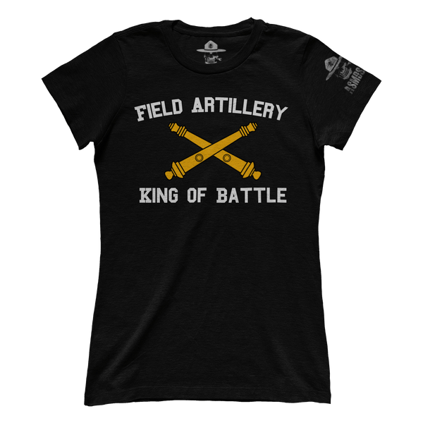 Artillery - King Of Battle (Ladies)