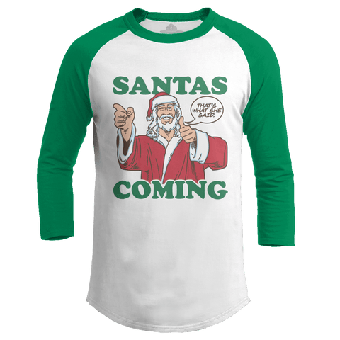 Santa is Coming V1 (Ladies)
