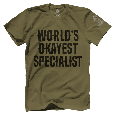 World's Okayest Specialist