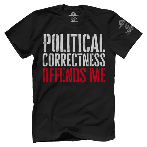 Political Correctness Offends Me