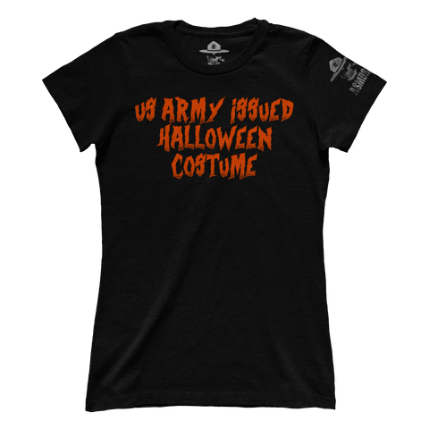 Army Issued Halloween Costume (Ladies)