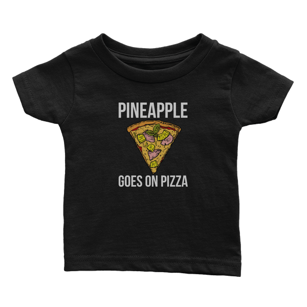 Pineapple Goes on Pizza (Babies)
