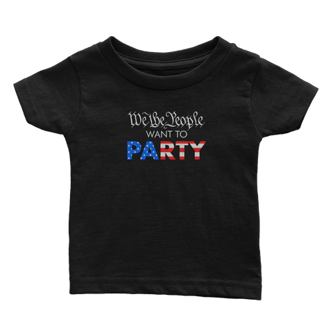 We The People Party (Babies)